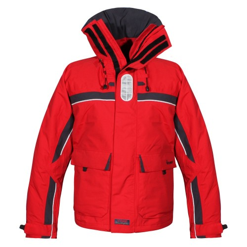 Veste Coastal XM YACHTING rouge taille xl